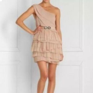 BCBG MaxAzria Tulle Dress